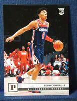 2020 Panini Chronicles #111 Rui Hachimura RC Rookie Card Washington Wizards
