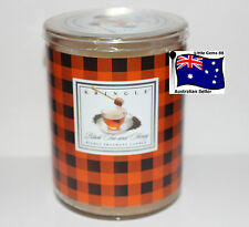 KRINGLE CANDLE *Black Tea & Honey MEDIUM JAR SON YANKEE CANDLE AUSTRALIA