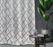 Geometric Curtains Window Drapes Panels Translucidus Home Modern Decoration Tool