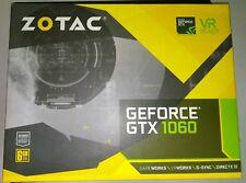 Tarjeta Gráfica VGA ZOTAC GTX 1060 MINI 6GB GDDR5