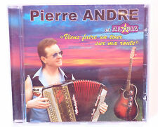 RARE CD ACCORDEON / PIERRE ANDRE ET ALOHA - VIENS FAIRE UN TOUR SUR MA ROUTE