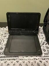 Portable Sony DVD Player With Case And Charger!