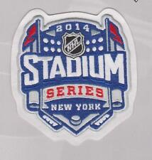 2014 NHL STADIUM SERIES PATCH NEW  YORK RANGERS ISLANDERS DEVILS JERSEY PATCH