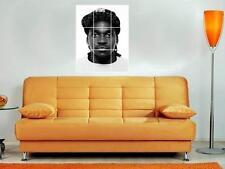 "Pusha T 35""X25"" Inch Mosaic Wall Poster Hip Hop Rapper"