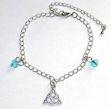 Charmed bracelet symbole triquetra Charmed bracelet triquetra soeurs Halliwell