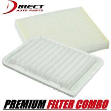 TOYOTA CABIN &  AIR FILTER COMBO FOR TOYOTA CAMRY HYBRID 2.4L ENGINE 2007 - 2010