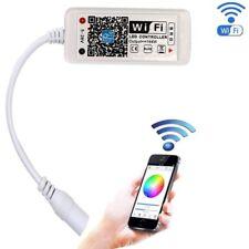 DC5-28V Smart WiFi Wireless LED Controller for 3528 5050 RGB LED Strip Lights