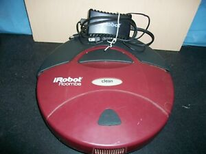 iROBOT ROOMBA 400/4000 VACUUM CLEANER W CHARGER &ACCESSORIES BRAND NEW BATTERY