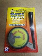 QUAKER BOY MAGIC TOUCH WATERPROOF GLASS FRICTION TURKEY CALL