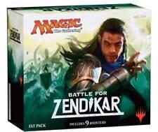 Magic the Gathering Battle for Zendikar Factory Sealed Fat Pack - Brand New