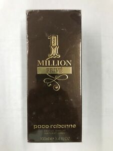 1 Million Prive Cologne By PACO RABANNE FOR MEN 3.4 oz EDP SP NEW IN BOX