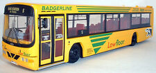 29803 EFE Wright PATHFINDER Dennis Lanza Bajo Bus BADGERLINE LTD 1:76 de metal