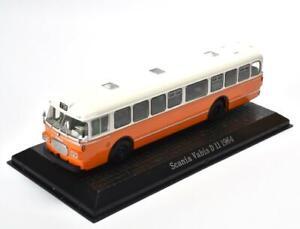 Scania Vabis D 11 1964 Autobus EDICOLA 1:72 ED7163121