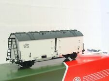 Hobbytrade H0 34031 ged. Güterwagen 64087 SJ OVP (LN8568)
