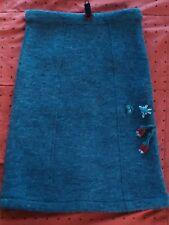 Childs Giesswein Boiled Wool Long Skirt Size 4