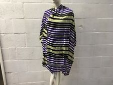 3cdba44ad0f JOHN LEWIS WOMEN S VISCOSE STRIPE WRAP SCARF PURPLE NEW RRP £25