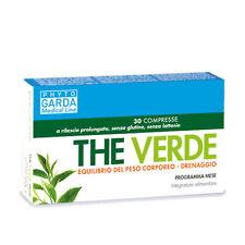 Phyto Garda The Verde 30 cpr Brucia Grassi Antiossidante Tonico Drenante