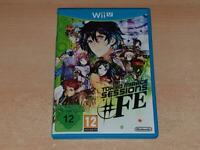 Tokyo Mirage Sessions #FE Nintendo Wii U UK PAL **FREE UK POSTAGE**