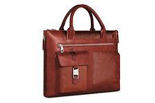 Piquadro Frame burnt orange Ladies Expandable Briefcase/Office bag CA1618FR/AR