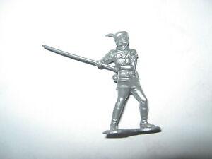 Marx robin figure silver little john excellent condition 1980's recast