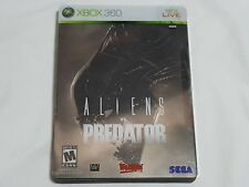 NEW (Read) Aliens Vs. Predator Hunter Edition GAME ONLY XBox 360 Game (w/ wear)