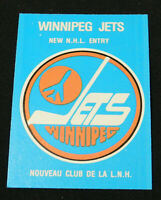 1979-80 O-Pee-Chee #81 Jets Logo CL (UNMARKED) - NM+/NM-MT
