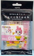Sanrio My Melody Nano Block NBCC019, 1pc - Kawada   ,   h#4