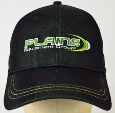 Plains Equipment Group embroidered sample Baseball Hat Cap Adjustable