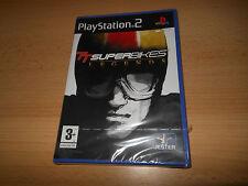 Tt Superbikes Legends PS2 Nuevo Empaquetado Pal Versión