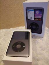 Apple iPod Classic 7G / 7. Generation Schwarz (160GB) TOP Zustand, in OVP