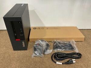 Lenovo ThinkCentre M710e SFF i3-7100 4GB 1TB DVDRW W10P 10UR001MUS  ✅❤️️✅❤️️READ
