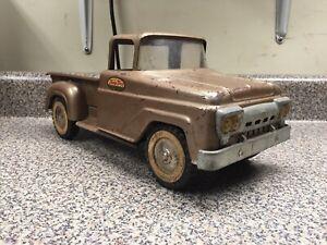 1960 Tonka Pickup Bronze No. 02 *NO RESERVE*