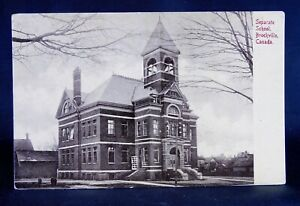 Brockville, Ontario - Separate School