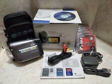 Samsung Sc-Dc173U Dvd Camcorder Bundle 34x Optical Zoom + 15 Dvds + 16mb Sd Card