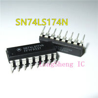 10PCS SN74LS174N Encapsulation:DIP-16,Low Distortion Attenuator Pin Diode in