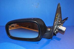 2003-2009 Saab 9-5 Driver Left Side View Mirror Power Genuine OEM Black *Note