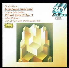 Douard Lalo: Symphonie espagnole; Camille Saint-Sa‰ns: Violin Concerto No. 3 (C