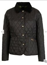 Ladies Barbour Summer Liddesdale quilted jacket size 10