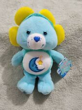 2005 Care Bear Natural Wonders Special Edition Bedtime Bear As A Flower
