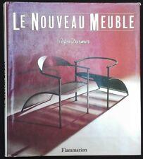 PETER DORMER ~ LE NOUVEAU MEUBLE ~ FLAMMARION  Vieux Fonds Art, 1988