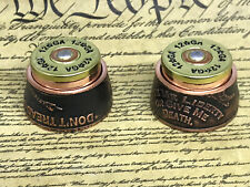 Shot gun Patrick Henry guitar knobs.