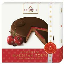Niederegger marzipan cake Black Forest cherry 185g - from Germany