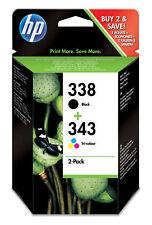 SD449EE - n.338 + n.343 - multipack originale - nero + colore - c8765e