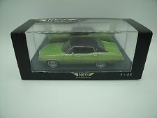1/43 Neo BUICK  SKYLARK Verte / Noire  Green/ Black MIB