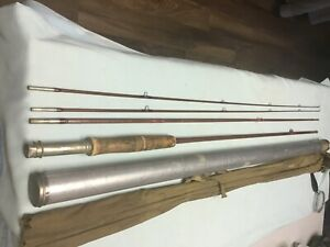 VINTAGE GOODWIN GRANGER CHAMPION BAMBOO FLY ROD