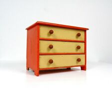RARE AVANTGARDE DE STIJL 30S DESK CHEST OF DRAWERS ART DECO BAUHAUS OFFICE