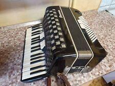 Akkordeon Piakordia schwarz ohne Koffer