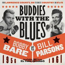 Bobby Bare, Bobby Ba - Buddies with the Blues [New CD]