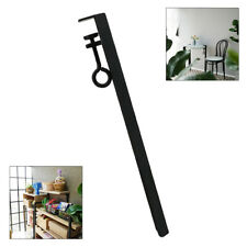 Adjustable Metal Table Leg for 1/16 Scale Mini Dollhouse Furniture Parts