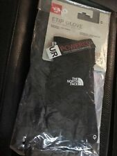 The North Face Etip Glove Gant Noir Tactile Gants Running Vélo Ville Ski T:Large